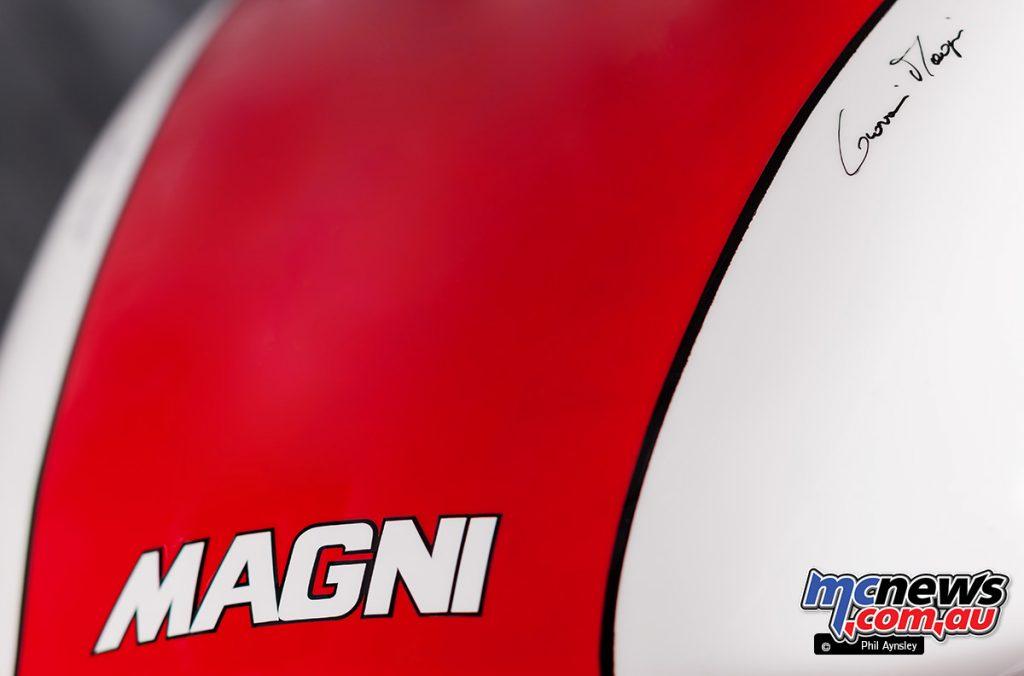 1992 Moto Guzzi Magni Australia