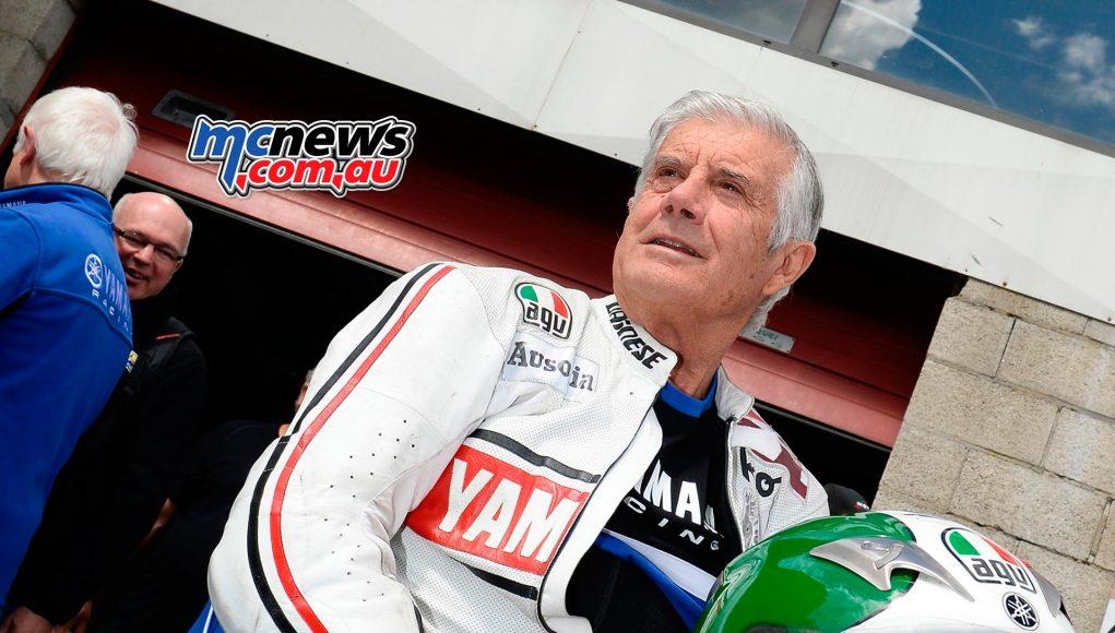 Giacomo Agostini - Spa Francorchamps Spectacle