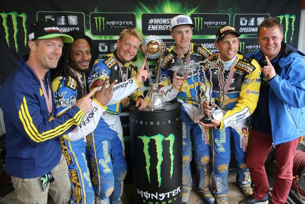 Swedish star Fredrik Lindgren insists his side has what it takes to defend their Monster Energy FIM Speedway World Cup crown as they launch their title defence at Event 2 in Vastervik on Tuesday.