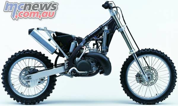 Flashback 2001 Suzuki Rm125 Suzuki Rm250 Mcnews Com Au