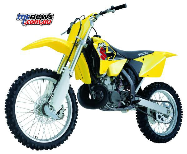 Flashback | 2001 Suzuki RM125 | Suzuki RM250 | MCNews com au