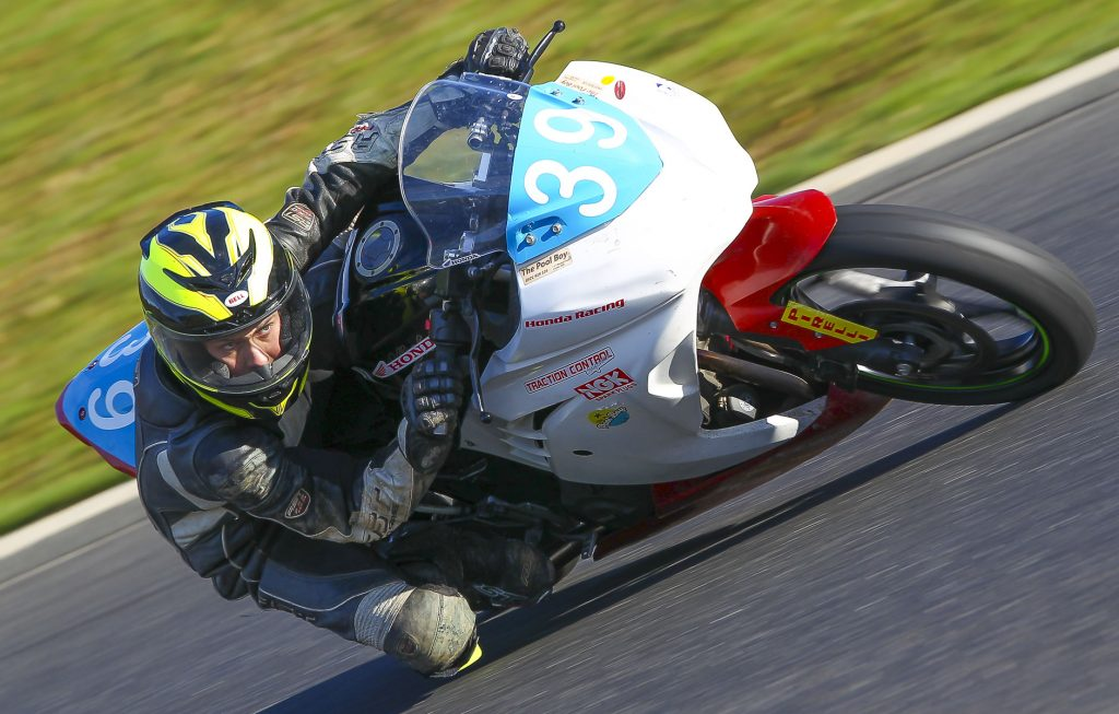 Hartwell Motorcycle Club Championships - Round 5 Broadford 6th & 7th August 2016 - Image by Cameron White - Scott Nicholson