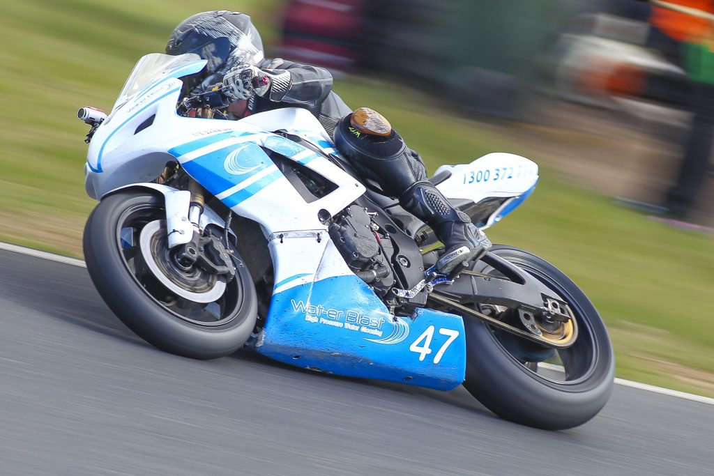 Hartwell Motorcycle Club Championships - Round 5 Broadford 6th & 7th August 2016 - Image by Cameron White - jamie Kennett