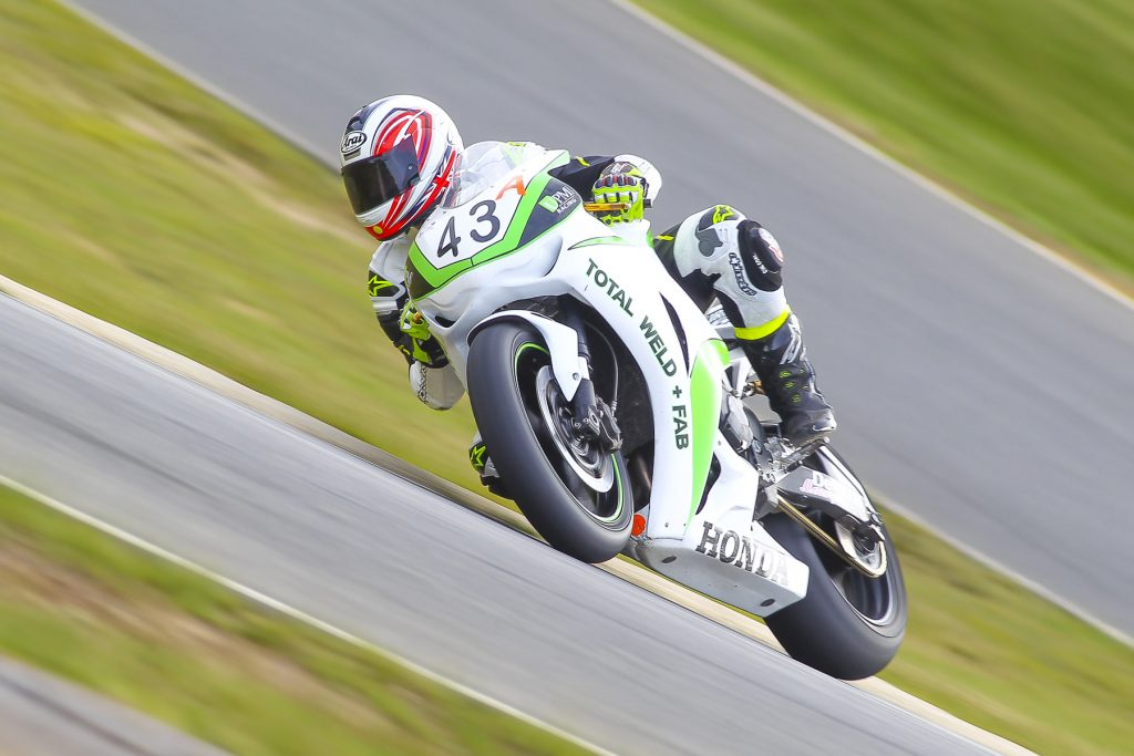 Hartwell Motorcycle Club Championships - Round 5 Broadford 6th & 7th August 2016 - Image by Cameron White - Ben Gotch