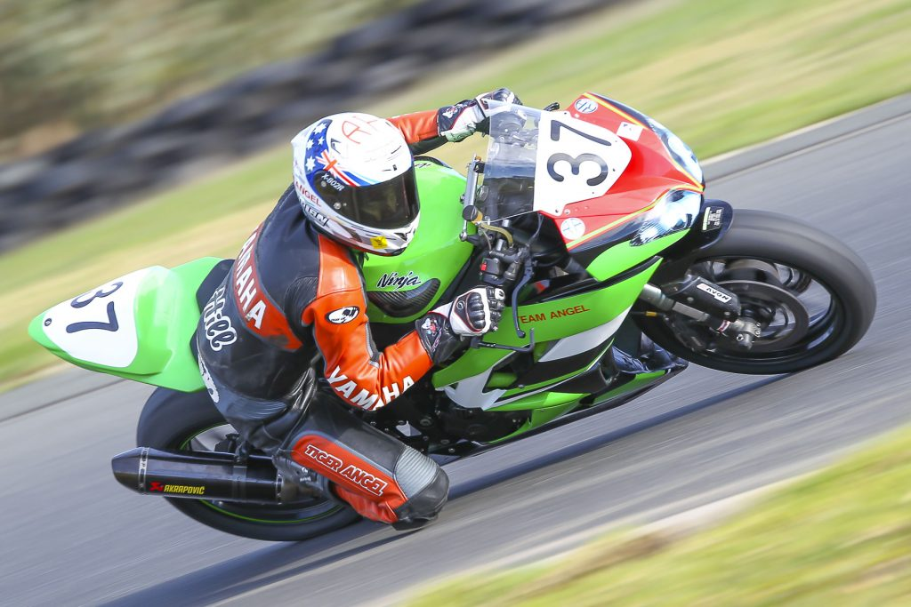 Hartwell Motorcycle Club Championships - Round 5 Broadford 6th & 7th August 2016 - Image by Cameron White - Lachlan Hill