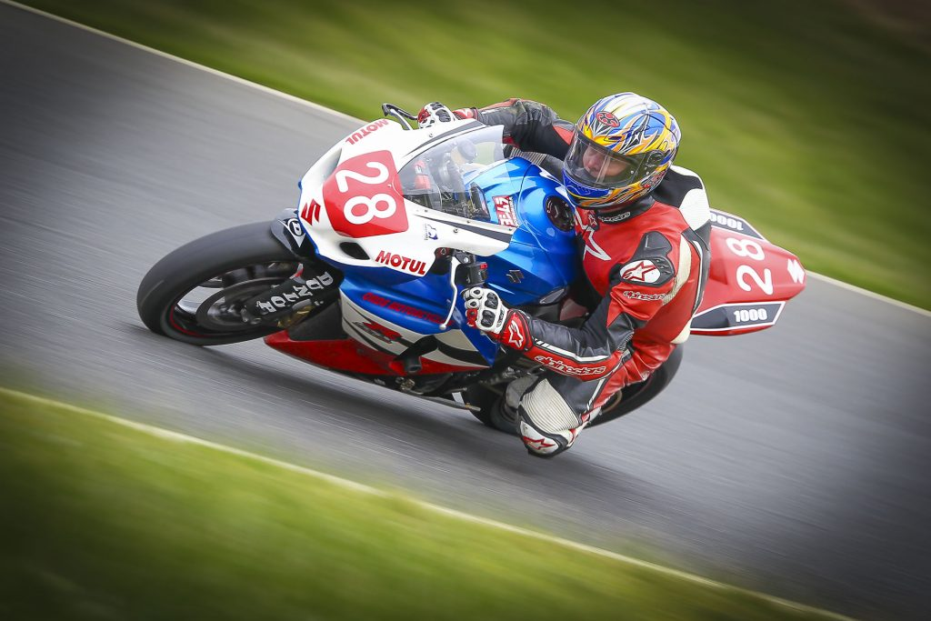 Hartwell Motorcycle Club Championships - Round 5 Broadford 6th & 7th August 2016 - Image by Cameron White - Travis Baas