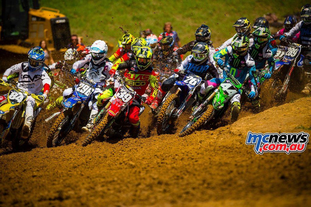 Lucas Oils AMA Pro Motocross Budds Creek
