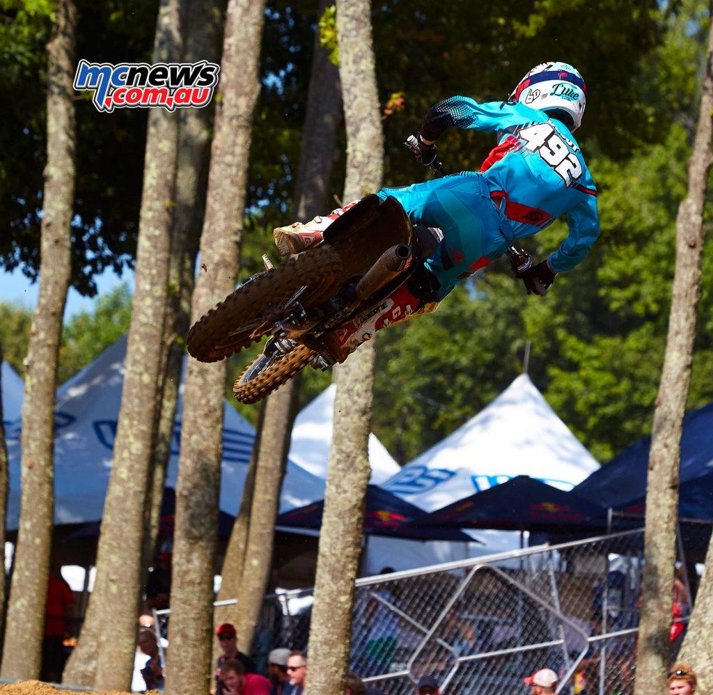 AMA Pro Motocross 2016 - Round 11 - Budds Creek - Image by Hoppenworld - Luke Clout