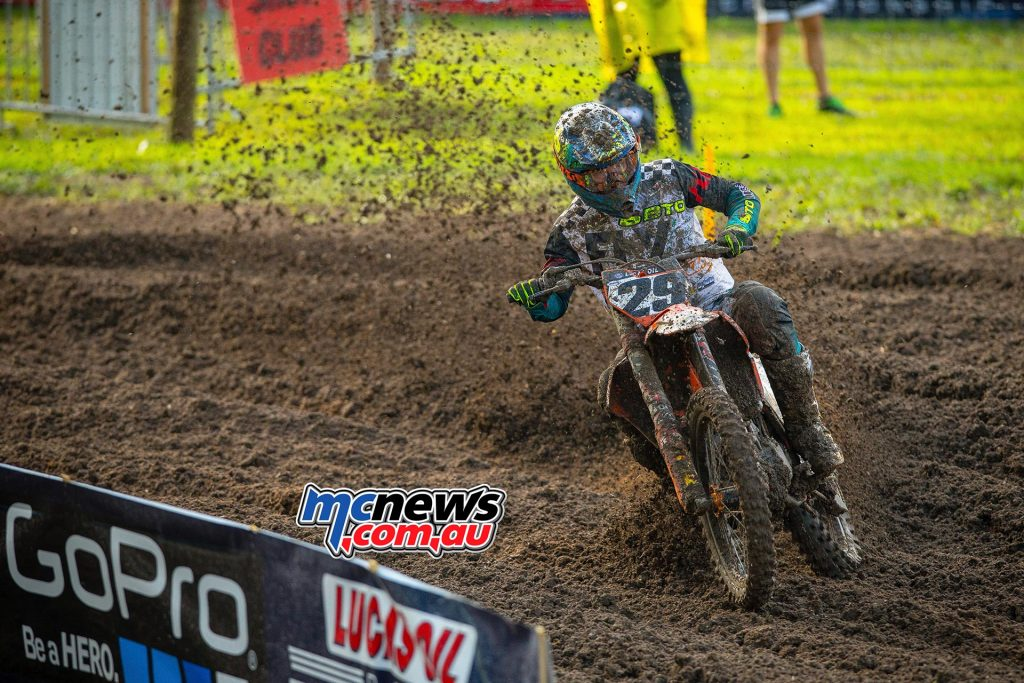Andrew Short - AMA MX 2016 Ironman - Image by Hoppenworld