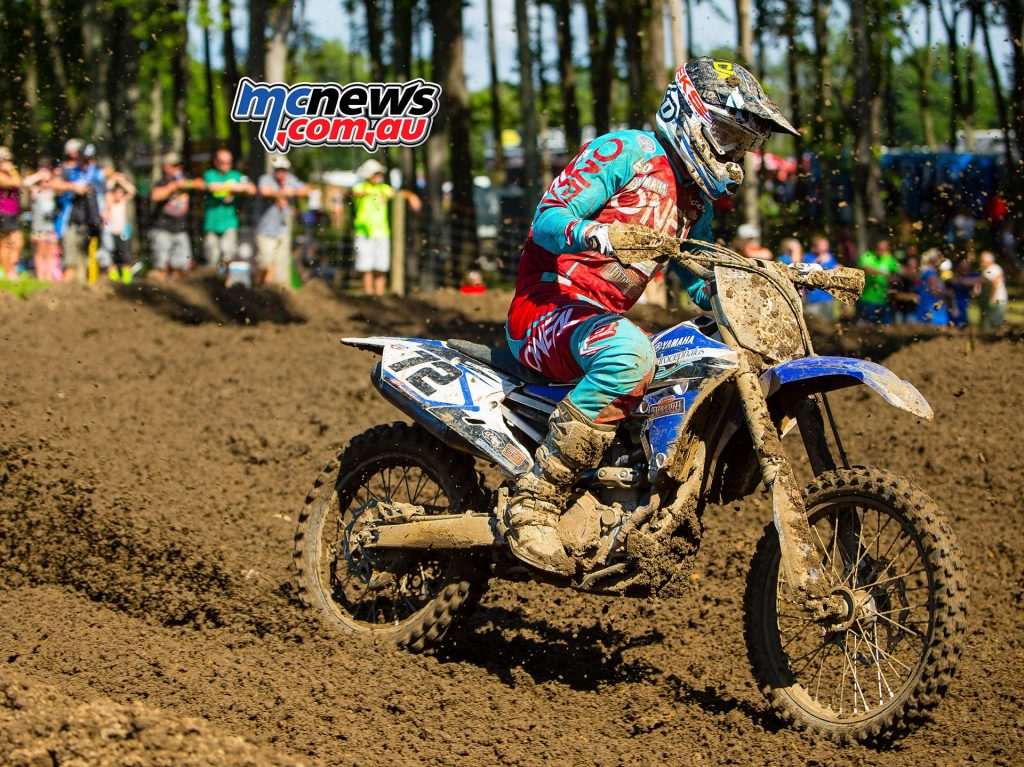 AMA Pro Motocross 2016 - Round 12 - Ironman - Image by Hoppenworld - Hayden Mellross