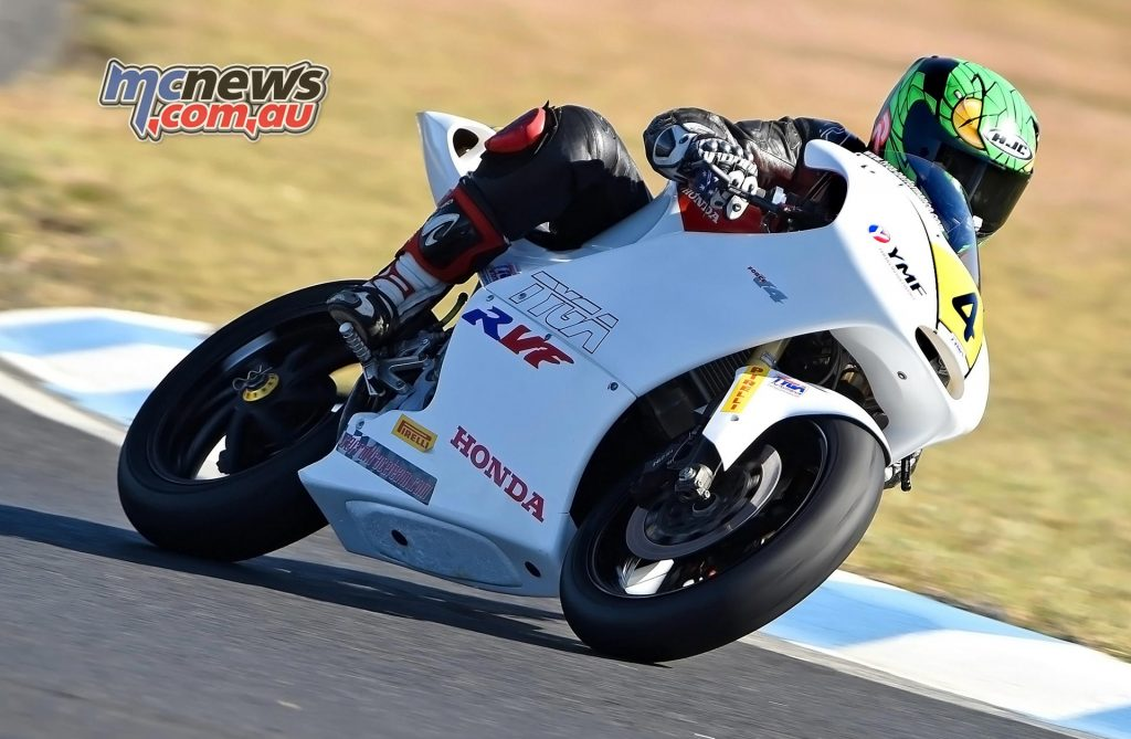ASBK 2016 - Morgan Park - Image by Keith Muir - Anthony Carroll