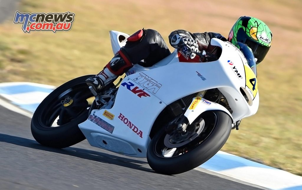 ASBK 2016 -Morgan Park - Anthony Carroll - Image by Keith Muir