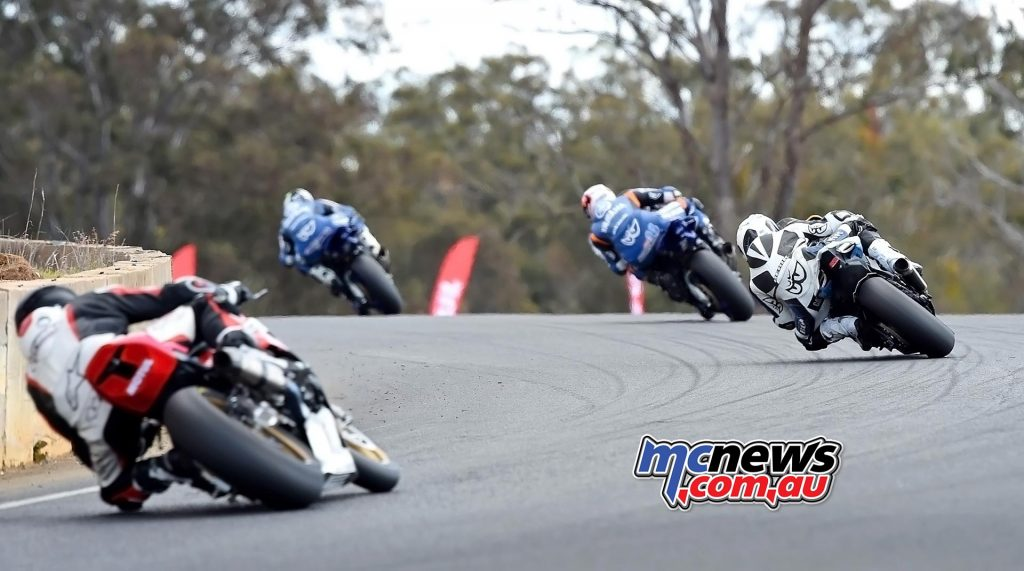 ASBK 2016 -Morgan Park - Superbike Race One - Image by Keith Muir