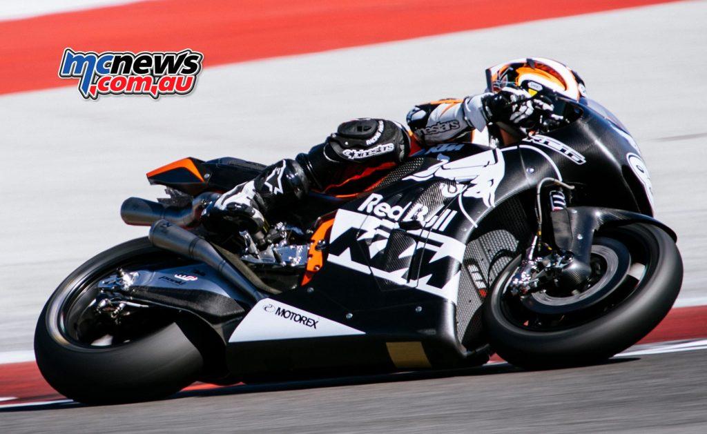 Alex Hofmann - KTM RC16 - Misano - August, 2016