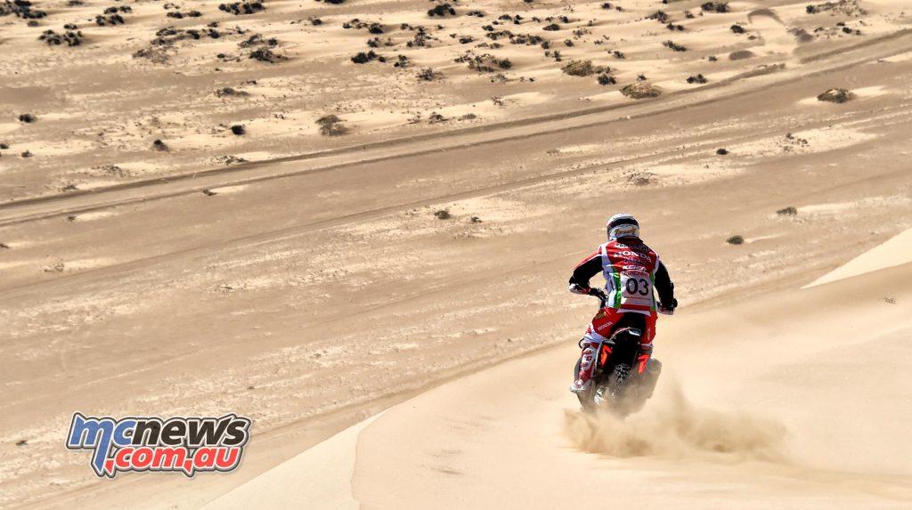 Atacama Rally 2016 - Goncalves