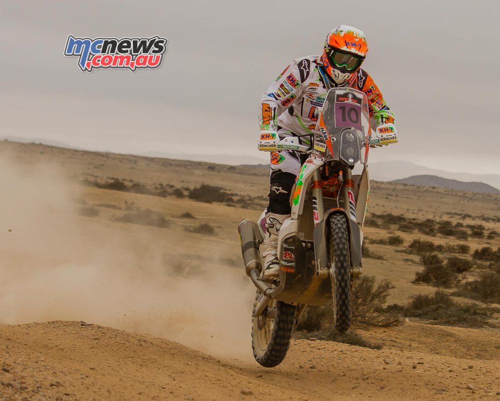 Atacama Rally 2016 - Laia Sanz