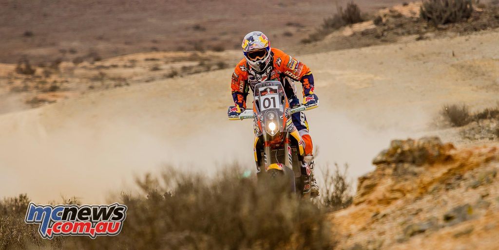 Atacama Rally 2016 - Matthias Walkner
