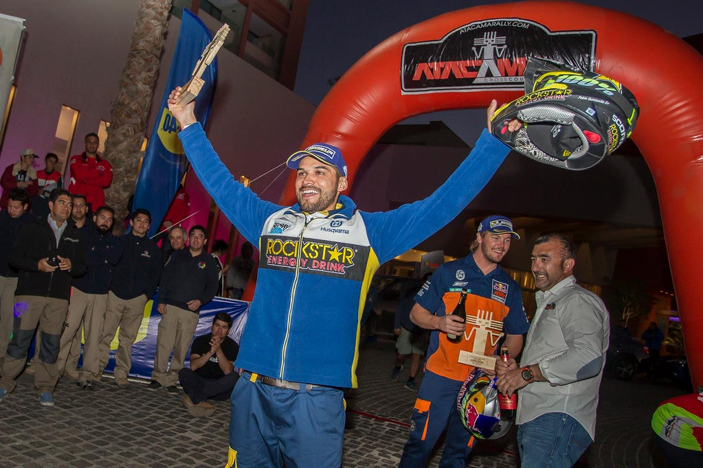 Atacama Rally 2016 - Pablo Quintanilla