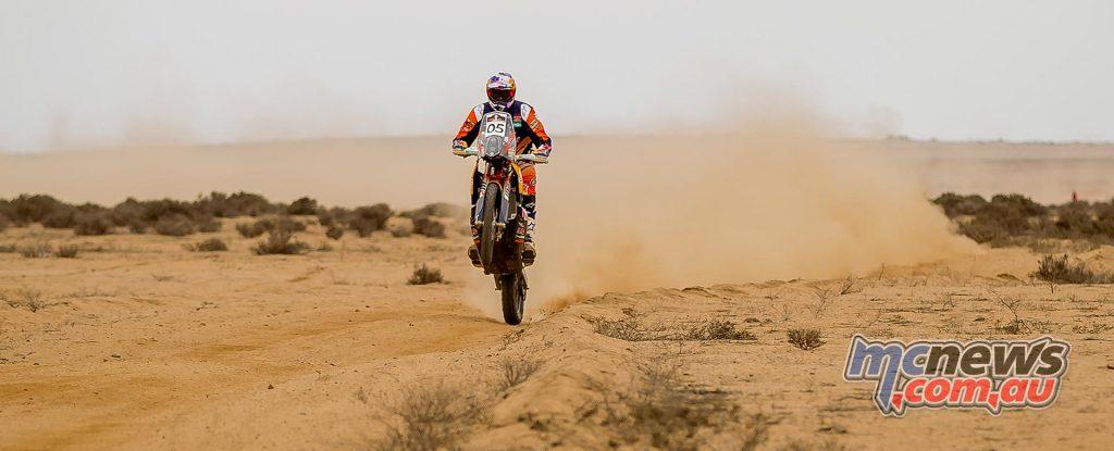 Atacama Rally 2016 - Toby Price