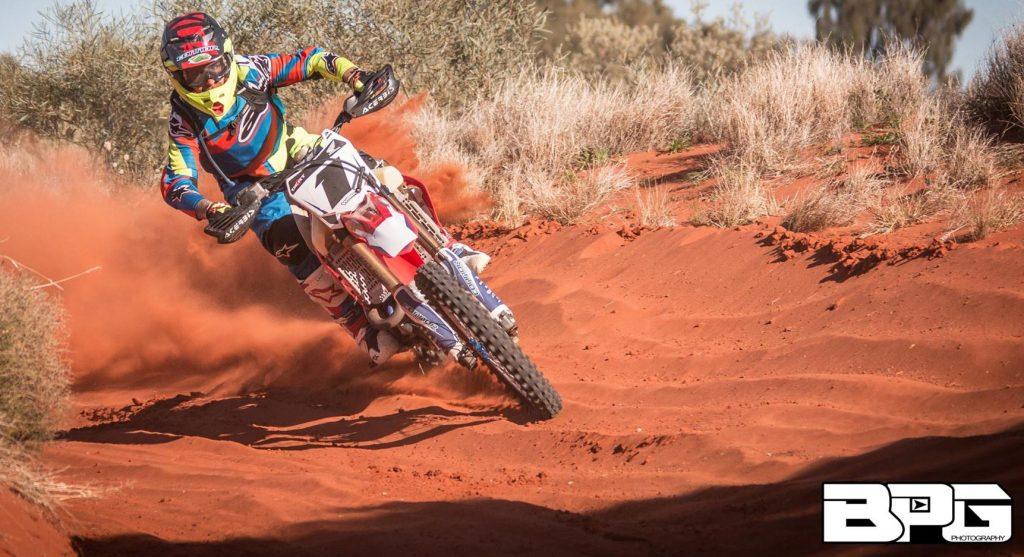 Desert Edge Race Team Caleb Auricht