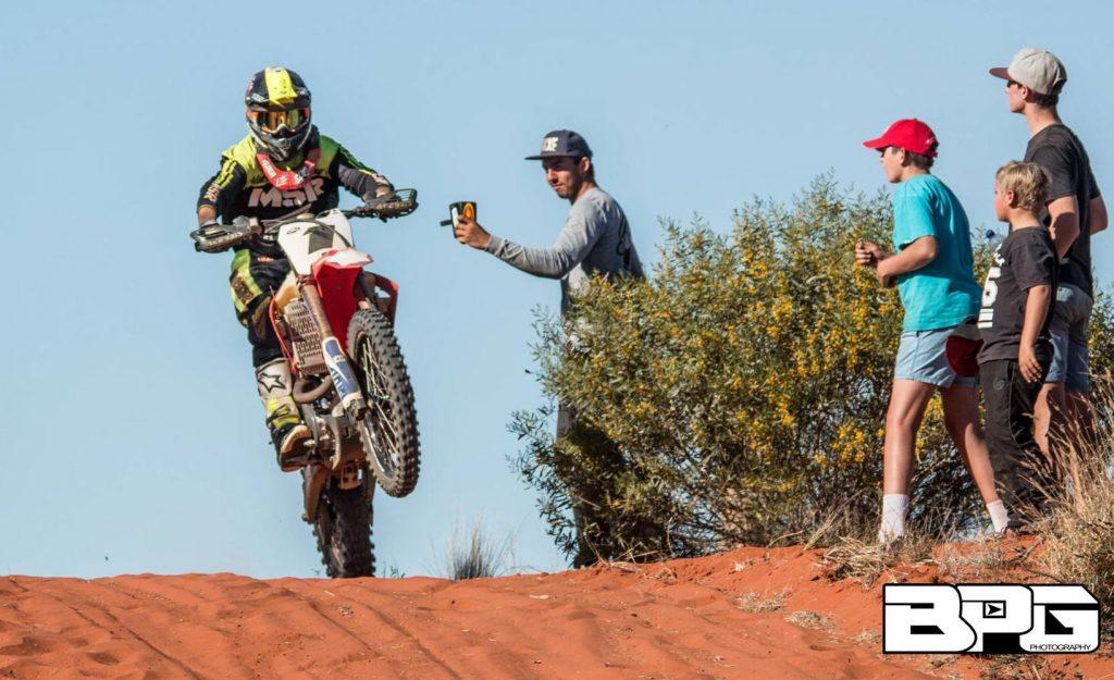 Desert Edge Race Team Daymon Stokie