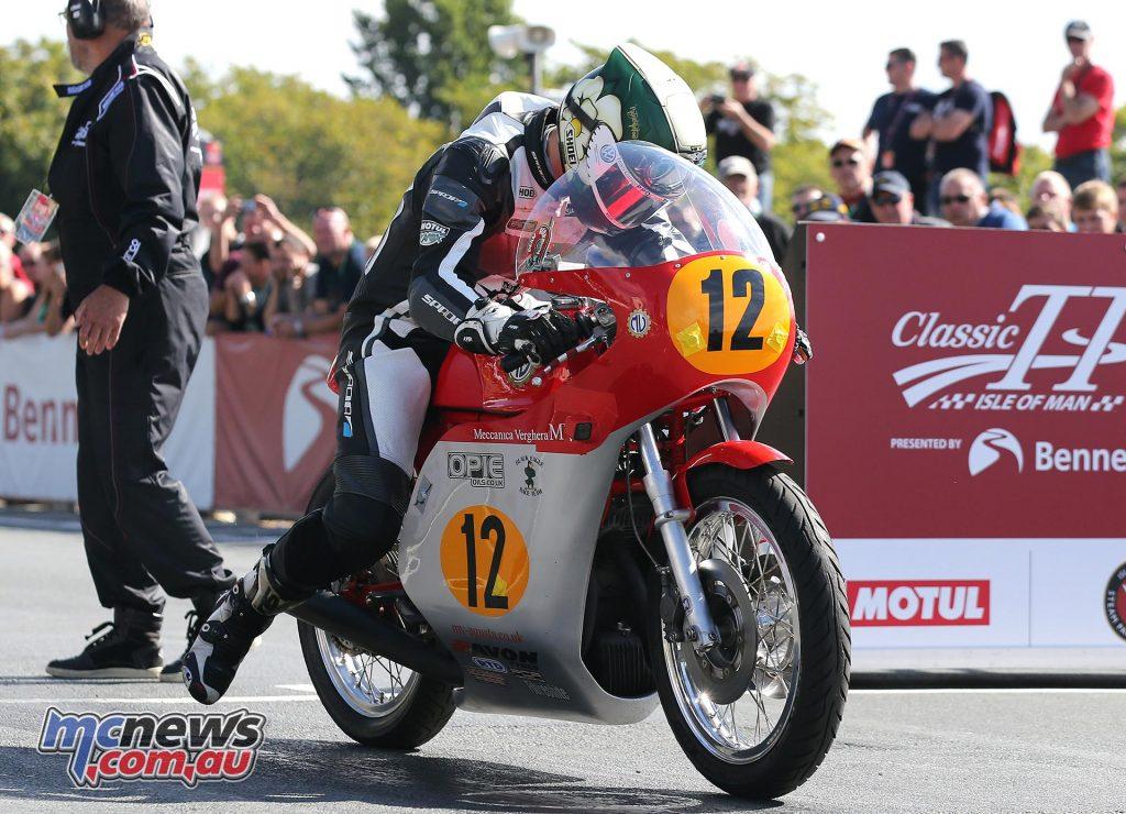 Classic TT 2016 - Dean Harrison