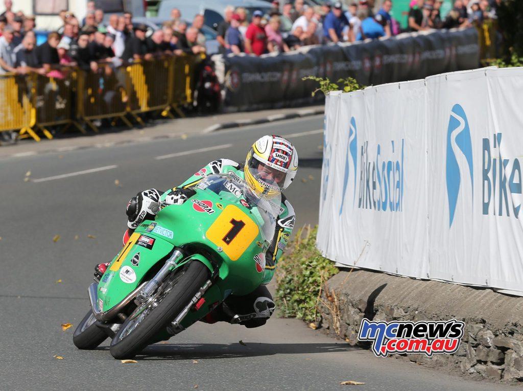 Classic TT 2016 - John McGuinness