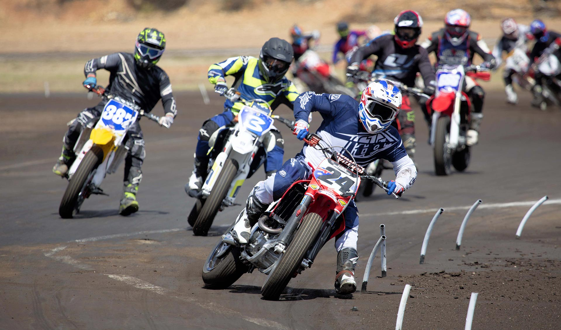 2016 Chris Watson Motorcycles Yamaha Australian Senior Dirt Track Championships