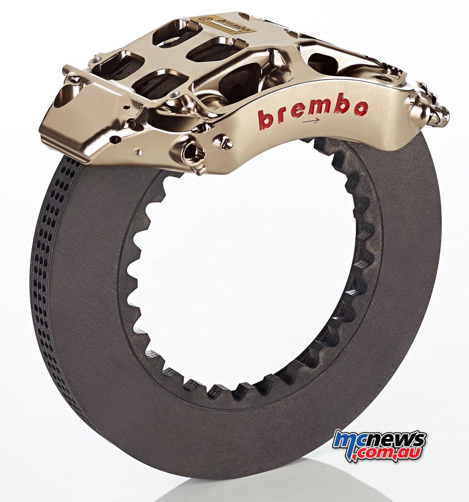 Brembo Formula One Brakes