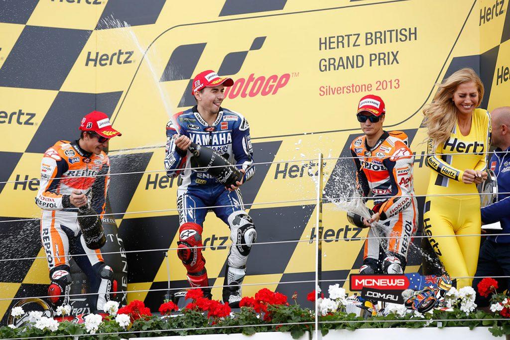MotoGP 2013 - Silverstone - Image by AJRN - Jorge Lorenzo