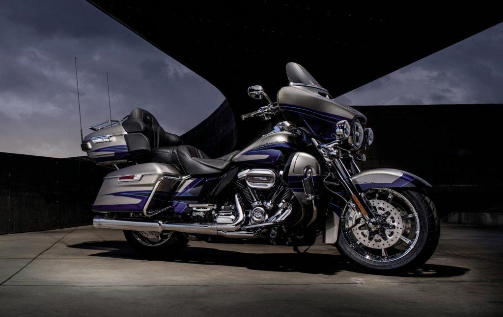 Harley-Davidson 2017 CVO Limited