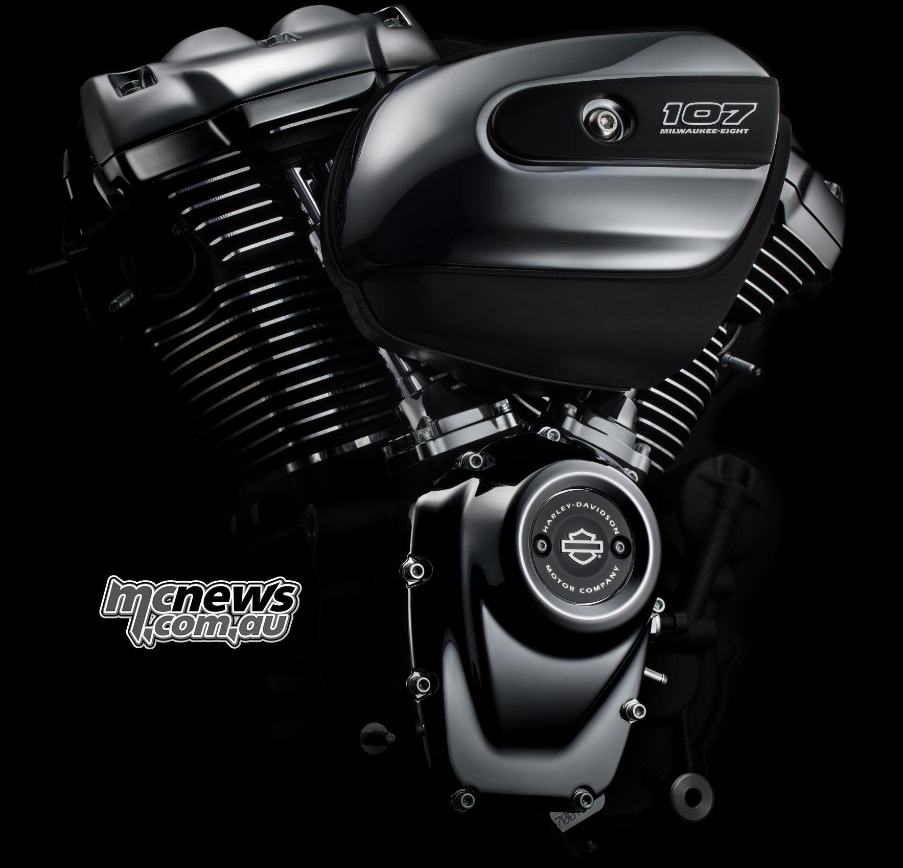 Harley Davidson Milwaukee-Eight