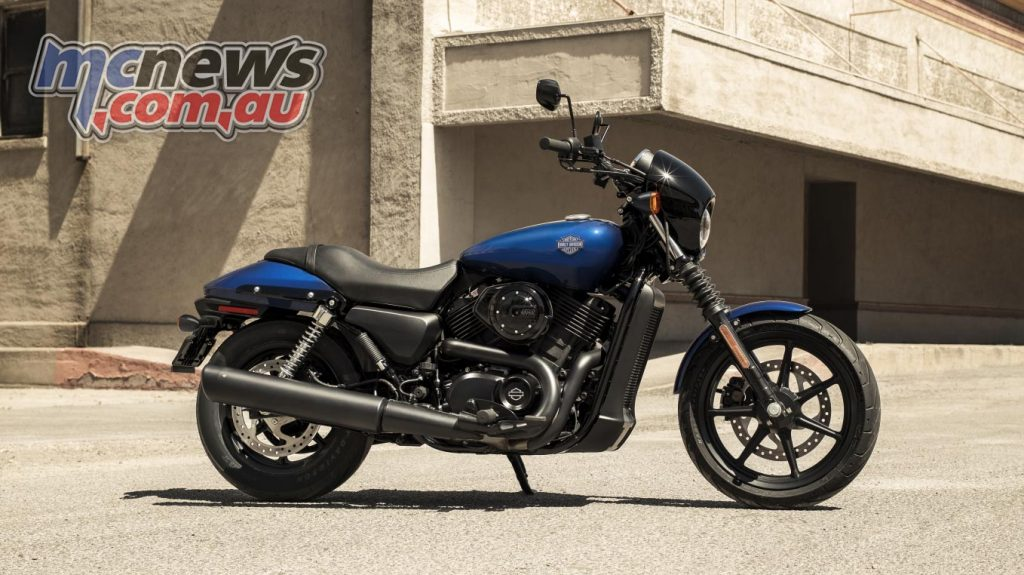 Harley-Davidson Street 500 2017