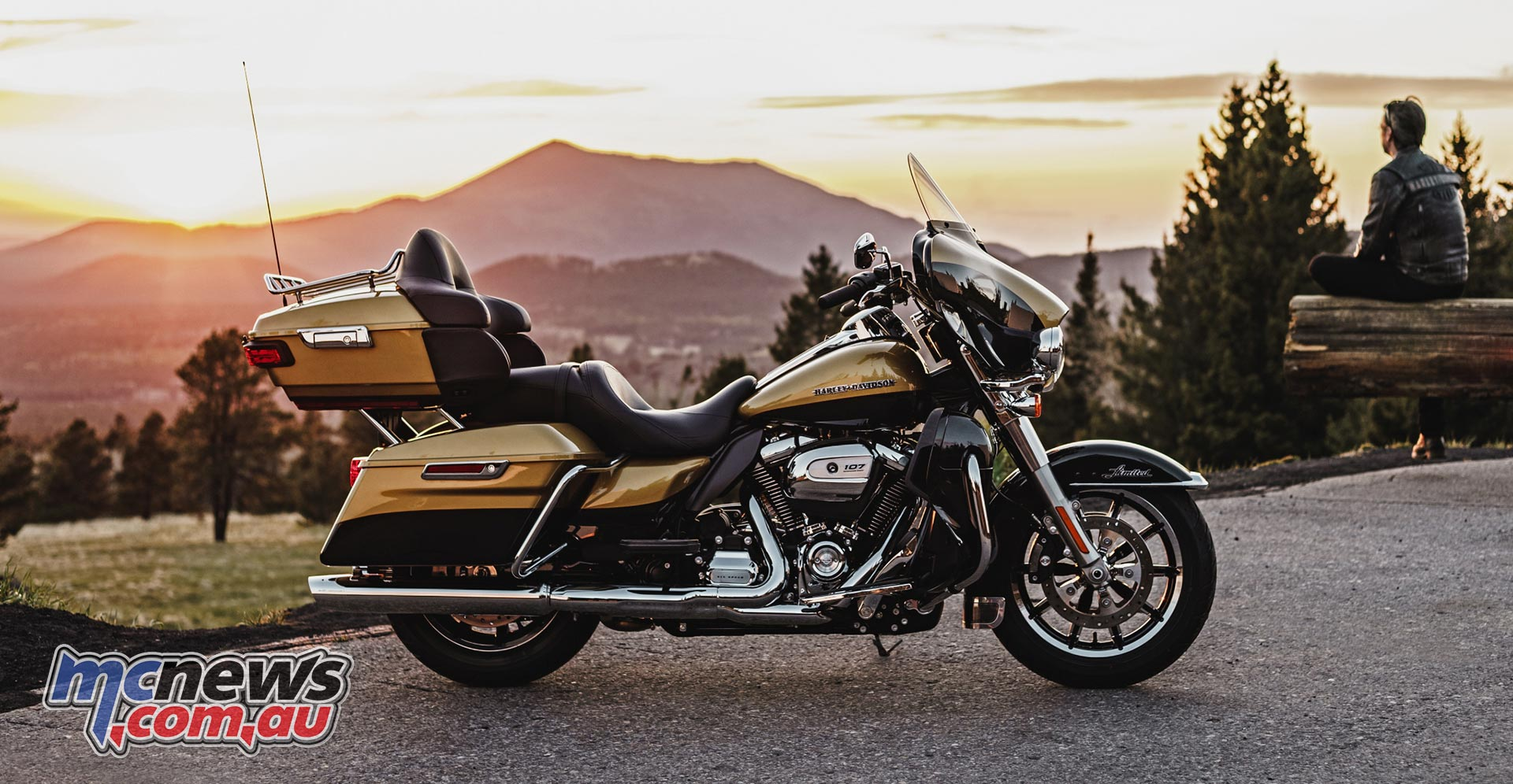 H-D reveal new Milwaukee-Eight engine | up to 1870cc