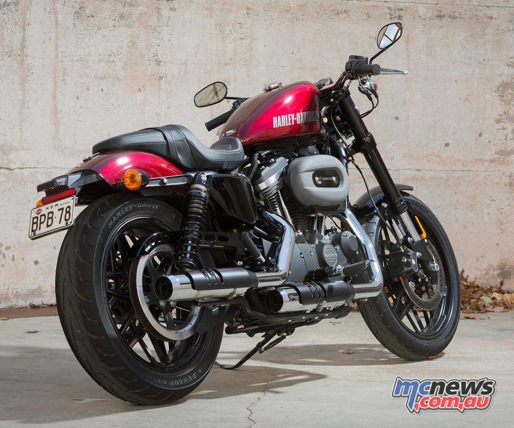 Harley-Davidson Roadster XL1200CX