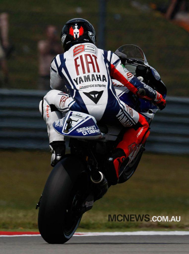 MotoGP Silverstone 2010 - Jorge Lorenzo