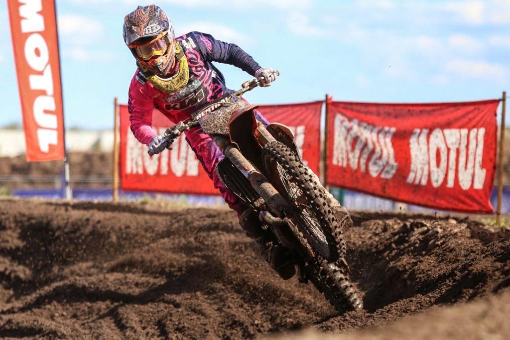 MX Nationals 2016 - Round Ten - Coolum - Caleb Ward