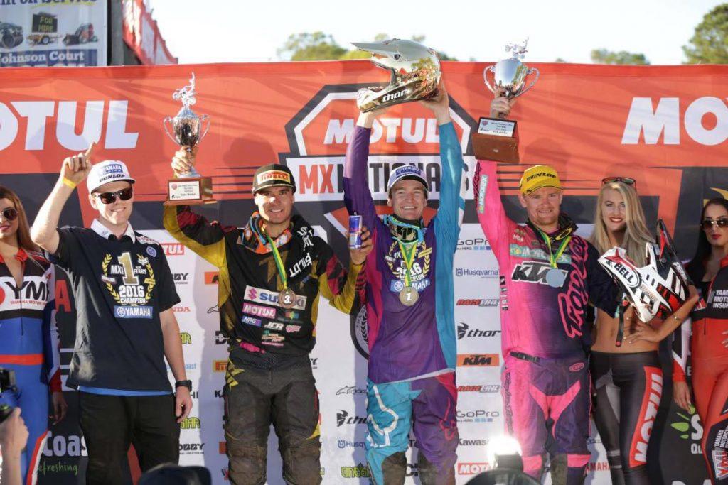 MX Nationals 2016 - Round Ten - Coolum - MX1
