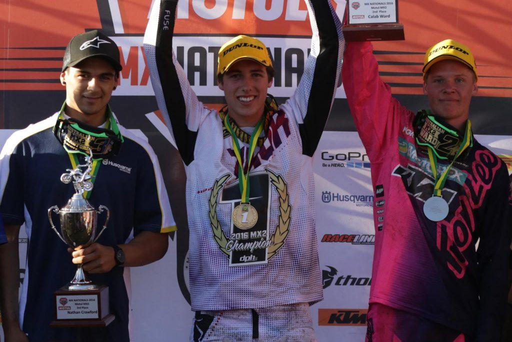 MX Nationals 2016 - Round Ten - Coolum - MX2