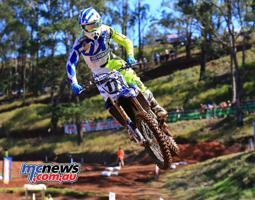 Dean Ferris closes in on Thor MX1 Championship at Toowoomba