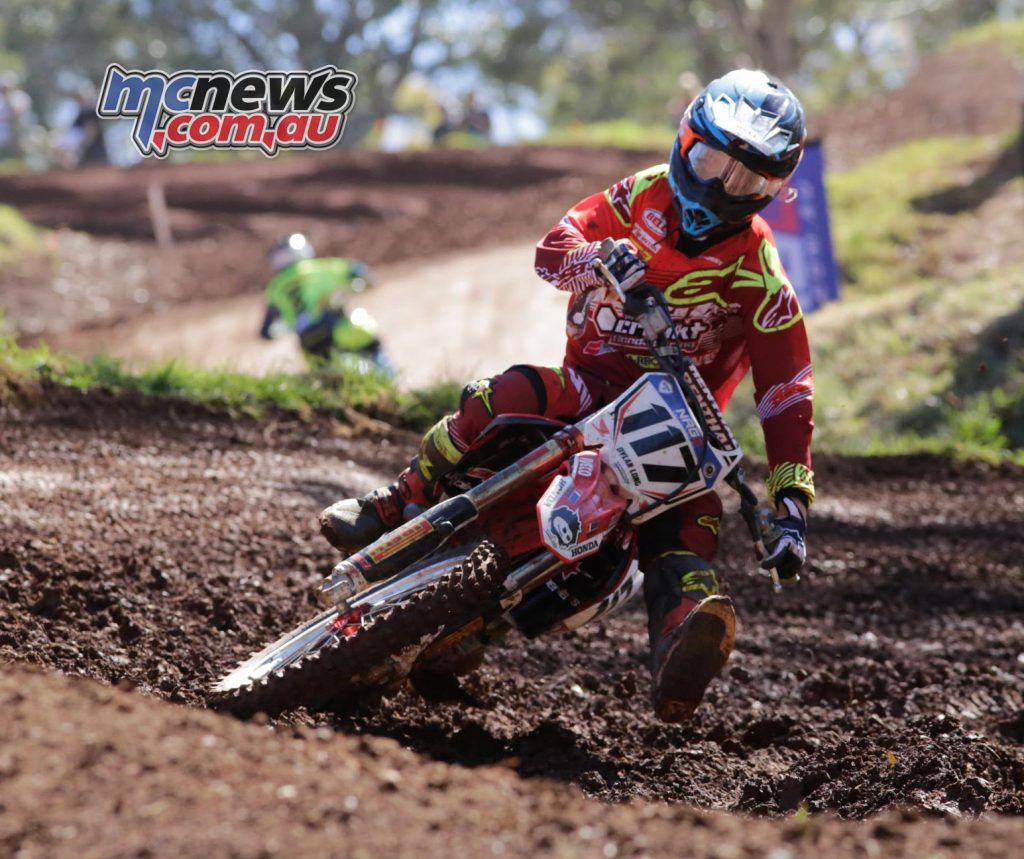 Dylan Long - Toowoomba MX Nationals 2016