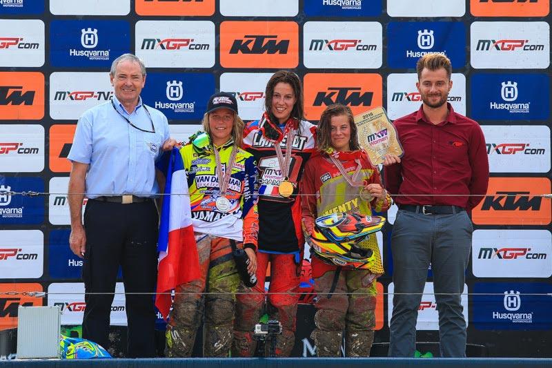 MXGP 2016 Assen - Womens