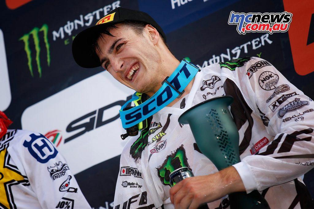 MXGP 2016 - Lommel - Peter Petrov