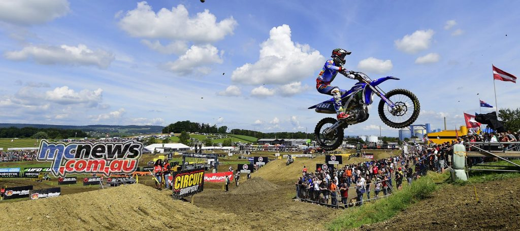 MXGP 2016 Switzerland Romain Febvre