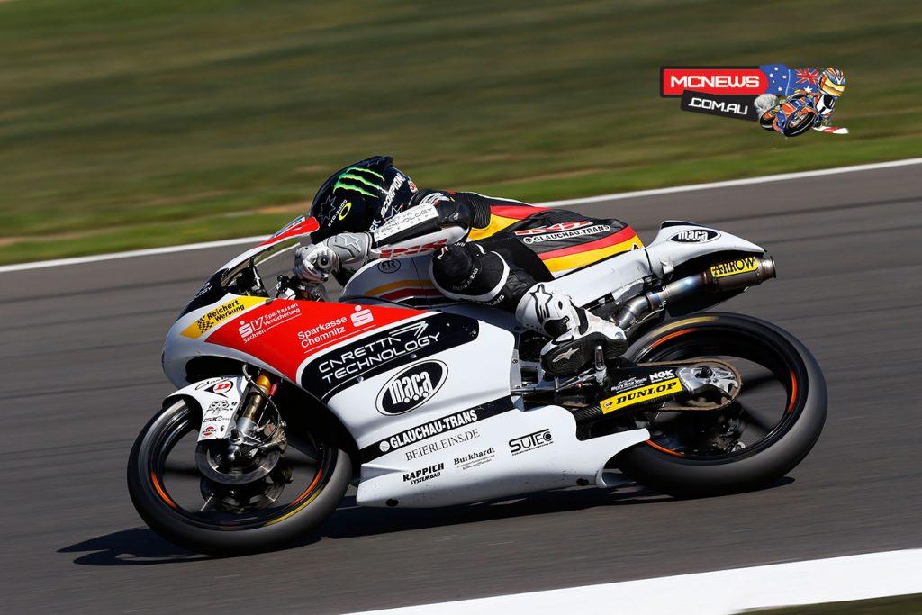 MotoGP 2013 - Silverstone - Image by AJRN - Jack Miller