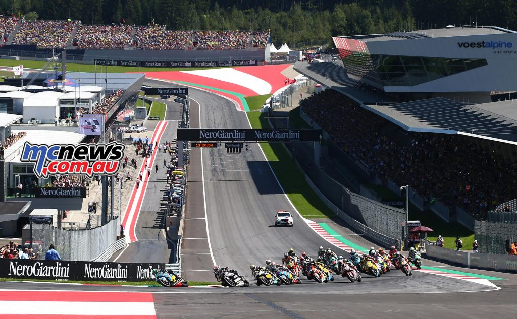 Moto2 Austria Red Bull Ring 2016 - Image by AJRN