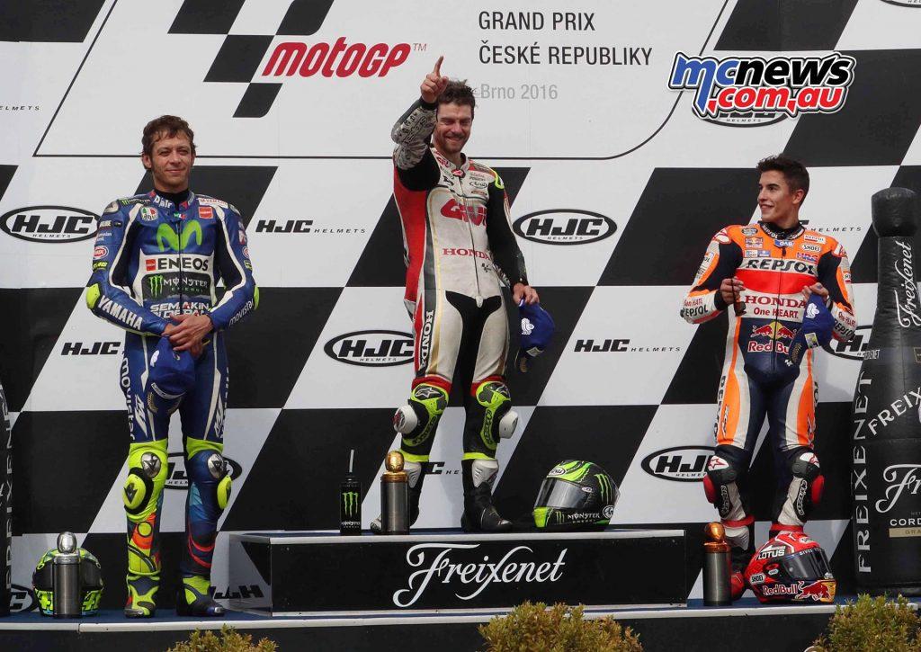 MotoGP 2016 - Brno