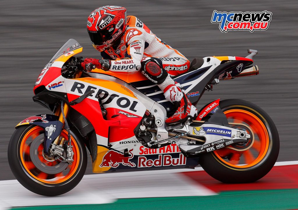 Marc Marquez - Red Bull Ring 2016