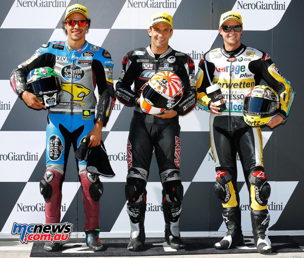 MotoGP 2016 - Red Bull Ring - Qualifying - Moto2