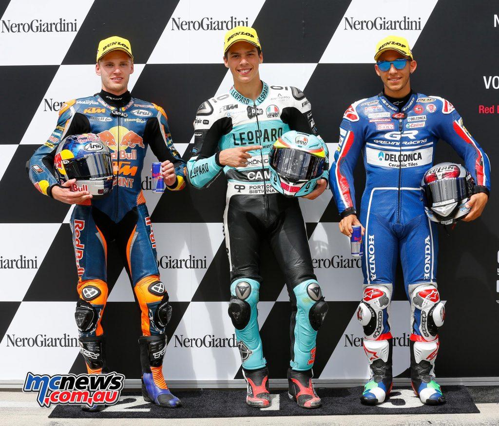 MotoGP 2016 - Red Bull Ring - Qualifying - Moto3